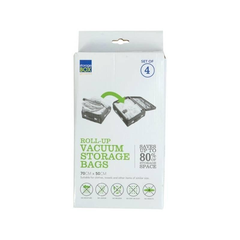 Vacuum Bag 70x50cm Roll Up Set/4