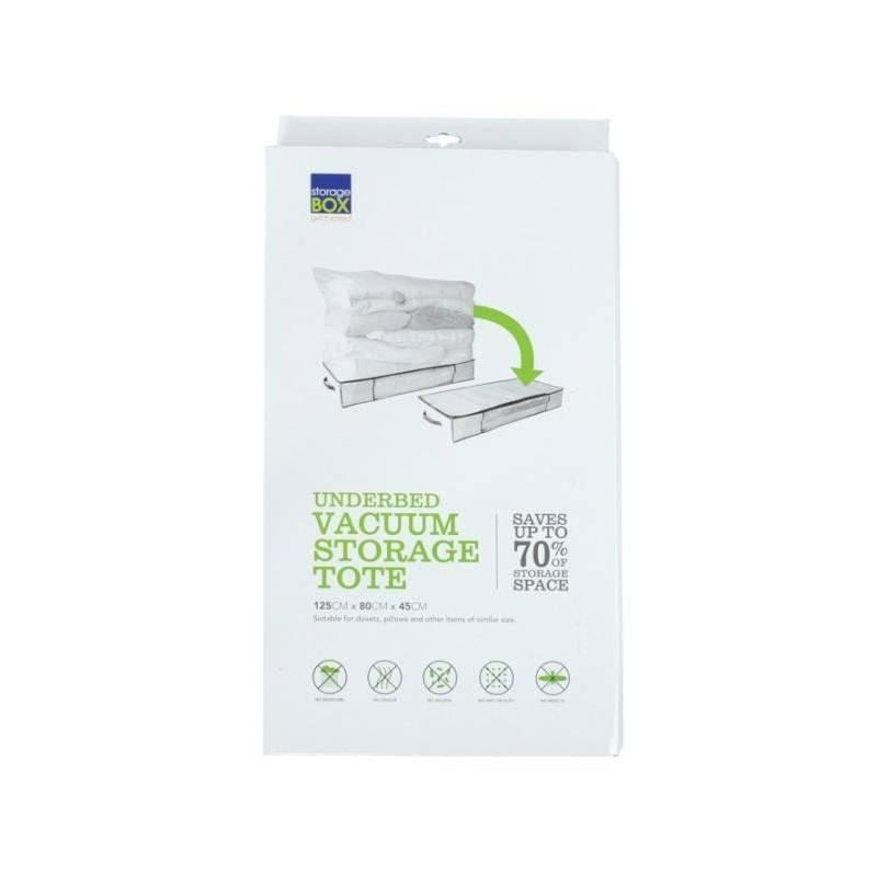 Vacuum Bag 100x100x45cm with Tote Underbed