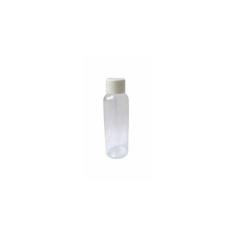 Bottle 100ml with Screw Cap PET