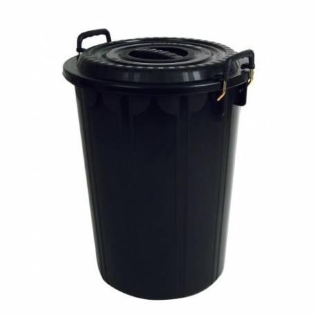 Rubbish Bin with Lid 50L
