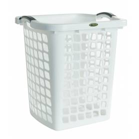 Taurus Laundry Hamper White