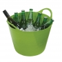 italio Party Tub Lime Green 30L
