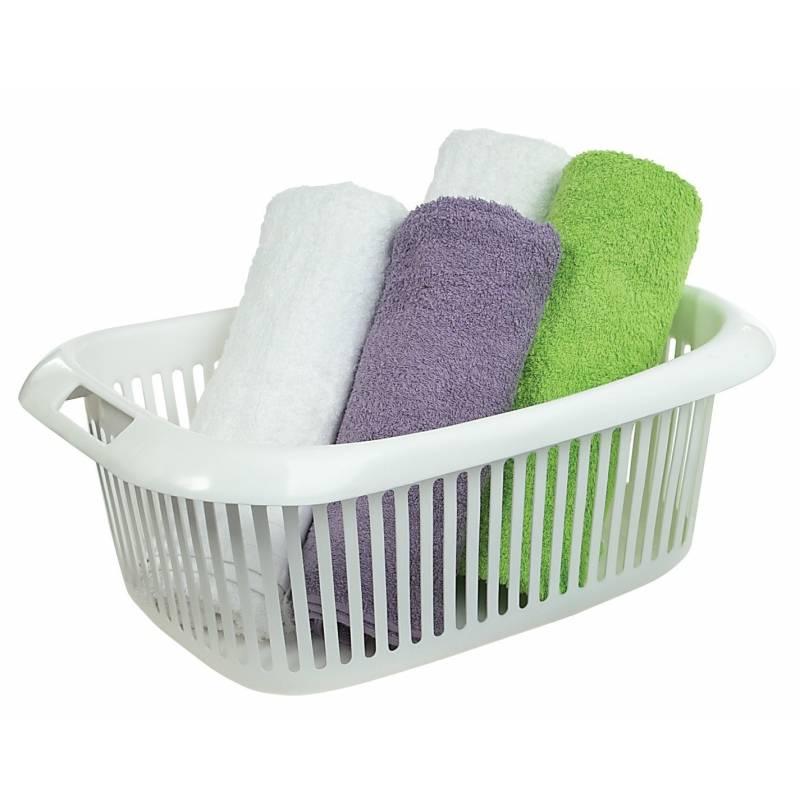 Perroplas Rossini Laundry Basket White