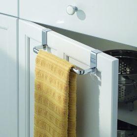 """Over Door Towel Bar 9"""" Axis"""