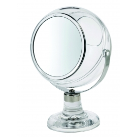 Cosmetic Mirror Round Glam