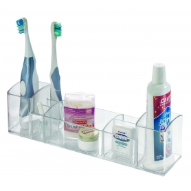 Acrylic 8 Compartment Medical Organiser