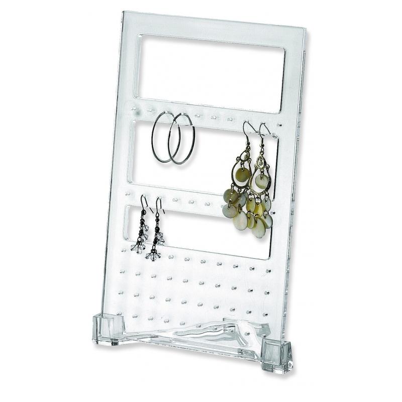 Glam Acrylic Earring Holder