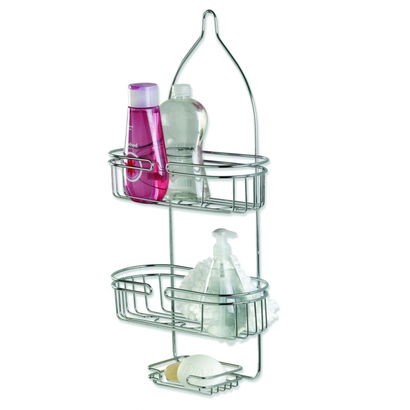 Shower Caddy Chrome Large