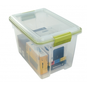 Sterilite Box 19L with Seal Lid