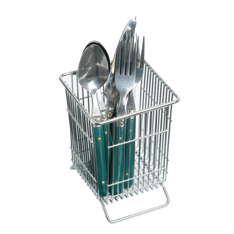 Cutlery Drainer Chrome