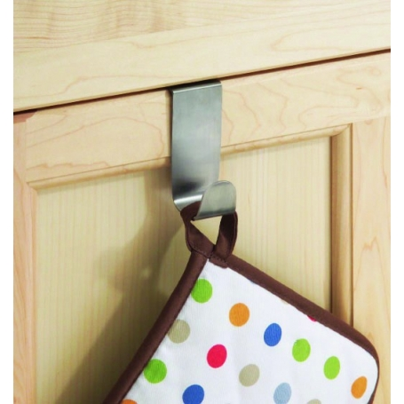 Hook Over Cabinet Door