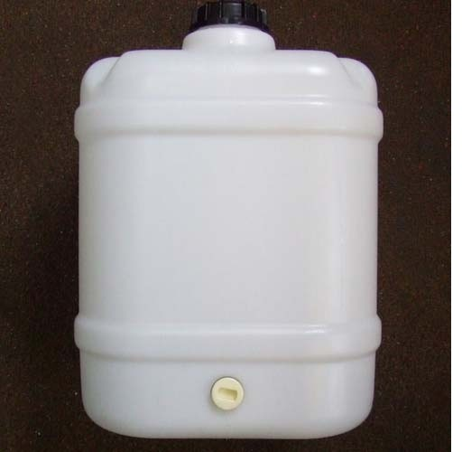 Jerry Can 20l Cube From Storage Box