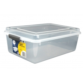 Document Box A4 10L Clear
