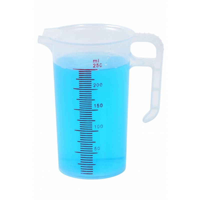 Graduated 250ml Measuring Jug