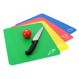Flexible Chopping Board Set