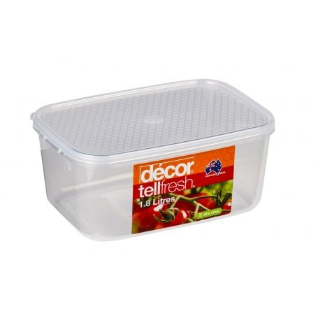 decor tellfresh 1.8L Food Storer