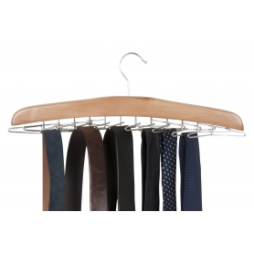 Wooden Belt Hanger