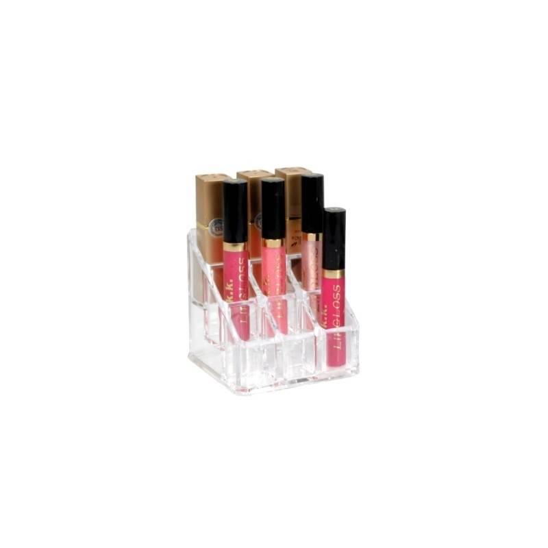 Acrylic Organiser 9 Compartments