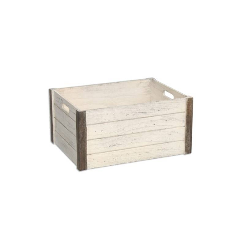 Wooden Storage Crate X Large
