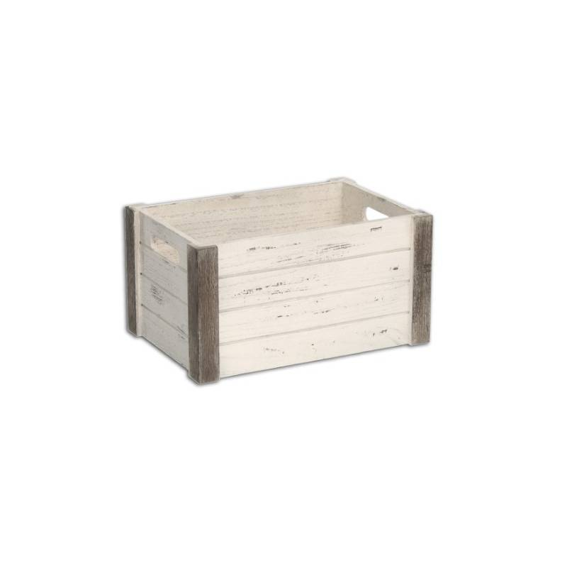 Wooden Storage Crate Medium