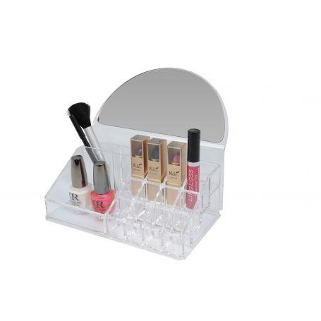 Glam Acrylic Cosmetic Organiser