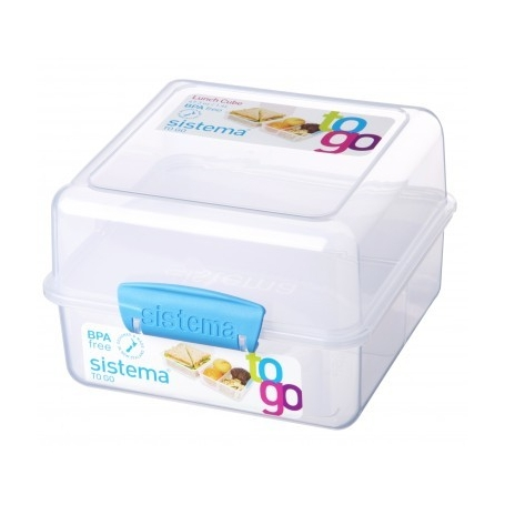 Sistema To Go Lunch Box 1.4L