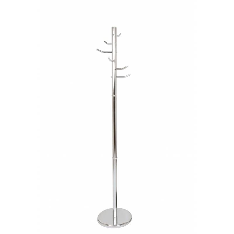 Chrome Coat Stand