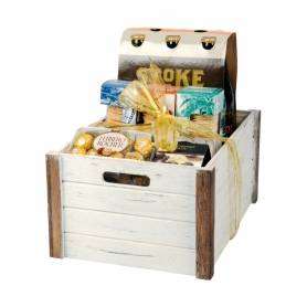 Crate Wooden Storage Large