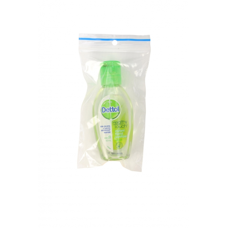 Resealable Bag 75mm x 130mm 100 Pack