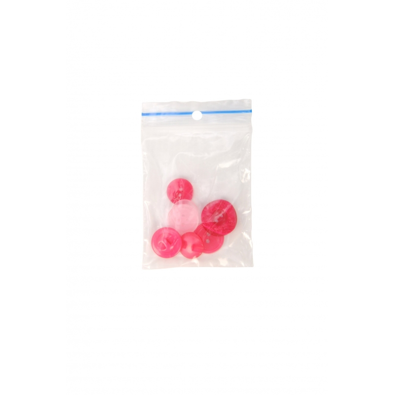 Resealable Bag 62mm x 75mm 100 Pack