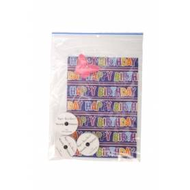Resealable Bag 230mm x 305mm 50 Pack