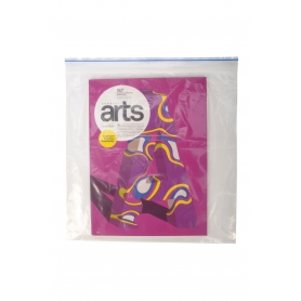 Resealable Bag 330mm x 330mm 50 Pack