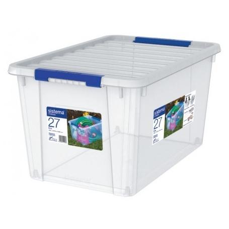 Sistema Storage 27L Bin
