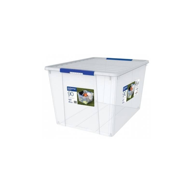 Sistema Storage 90L Bin