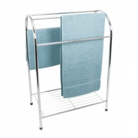 Towel Stand 4 Tier Chrome