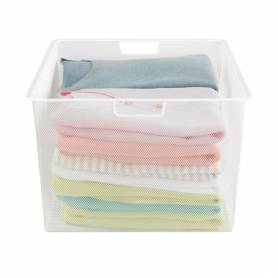 Elfa Mesh Drawer Medium 3 Runner White