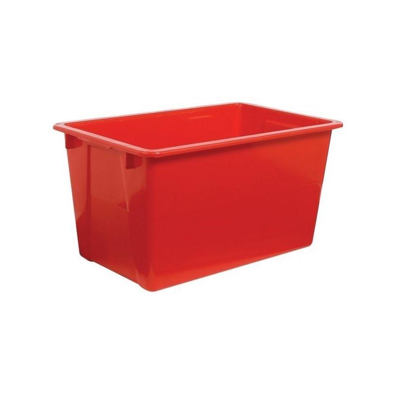 Taurus Fish Bin 56L Red