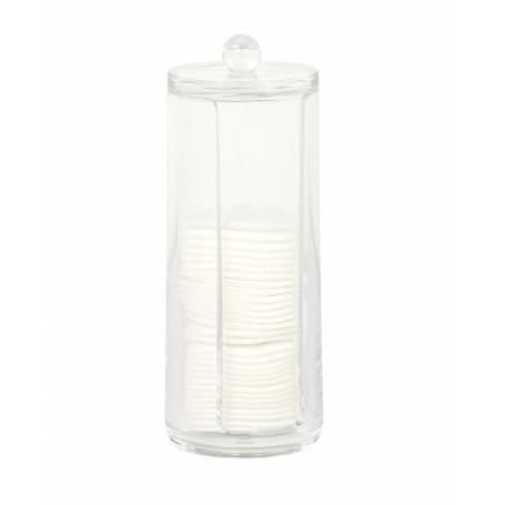 Acrylic Cotton Pad Dispenser
