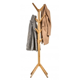 Bamboo Coat Rack