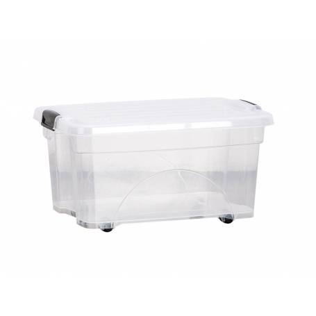Rolling Box 26L with Lid