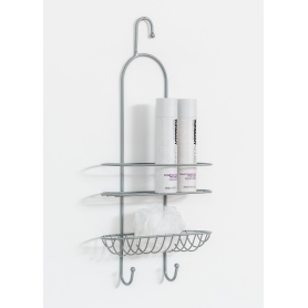 Shower Caddy Silver