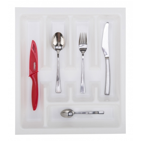 Cutlery Insert 335x385mm White