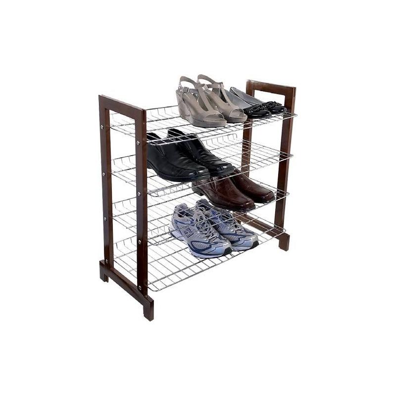 Shoe Rack 4 Shelf