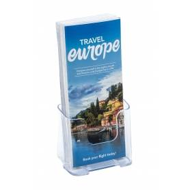 Brochure Holder 1 DLE 111x197x83