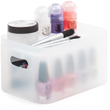 Stackable Cosmetic Holder Tall
