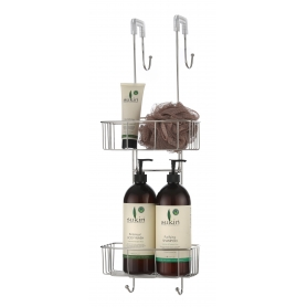 Shower Caddy Stainless Steel Over Wall