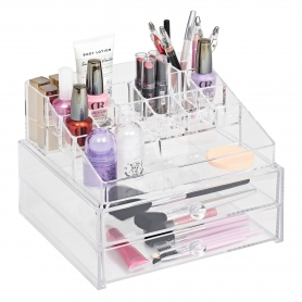 Cosmetic Organiser Medium With Drawers