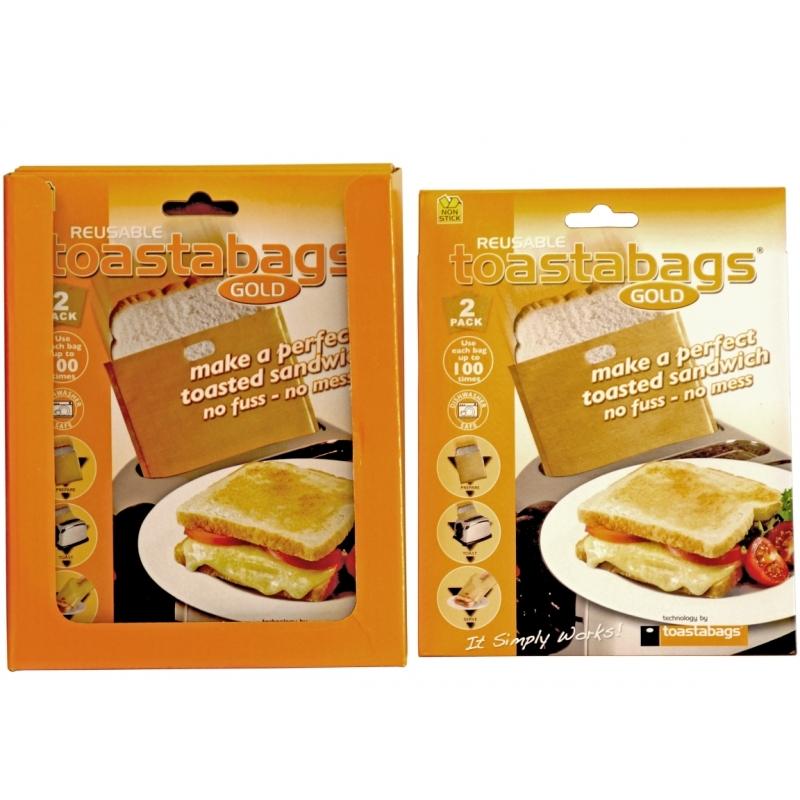 Toasta Bag Set of 2