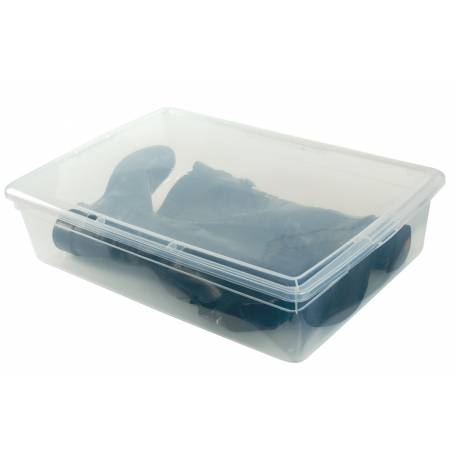 Boot Box Long Rigid Lid