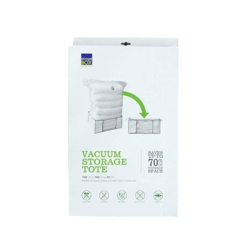 Vacuum Bag 100x100x45cm with Tote
